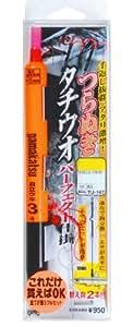 がまかつ(Gamakatsu) ツラヌキタチウオパーフェクト仕掛 TU147 3-49(ワイヤー#49)