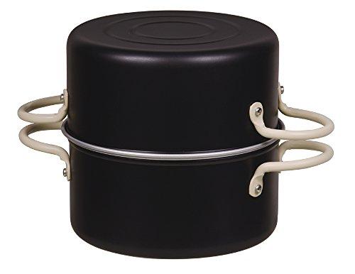 パール金属 オベ・フラ お弁当用 鉄製 両手 フライ鍋 セット16cm HB-285