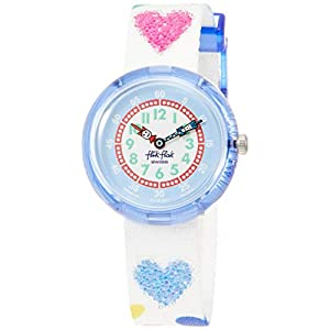 [フリック フラック]FLIK FLAK 腕時計 Story Time (ストーリータイム) LOVE MY HEART (ラブ・マイ・ハート) ガールズ FBNP116 FBNP116 ガールズ 【正規輸入品】