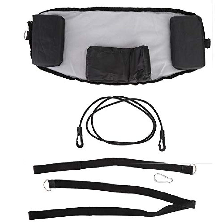 かすかな遠征成り立つ頸部牽引装置、首の痛みを和らげるためのポータブルハンモック、首マッサージリラクゼーション装置、牽引のための顎サポート