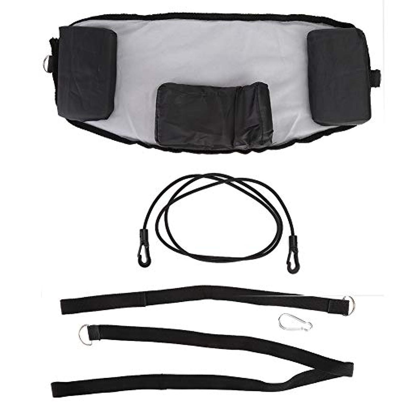 統治する苦い敬頸部牽引装置、首の痛みを和らげるためのポータブルハンモック、首マッサージリラクゼーション装置、牽引のための顎サポート