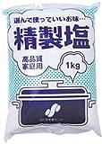 Amazon.co.jpJTフーズ)精製塩 1kg