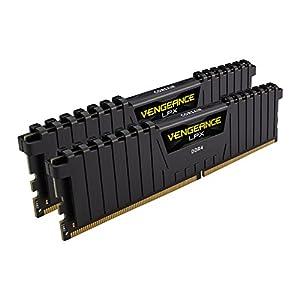CORSAIR DDR4 メモリモジュール VENGEANCE LPX シリーズ 16GB×2枚キット CMK32GX4M2A2133C13