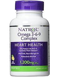 Natrol - Omega 3-6-9 Complex, 90 softgels by Natrol