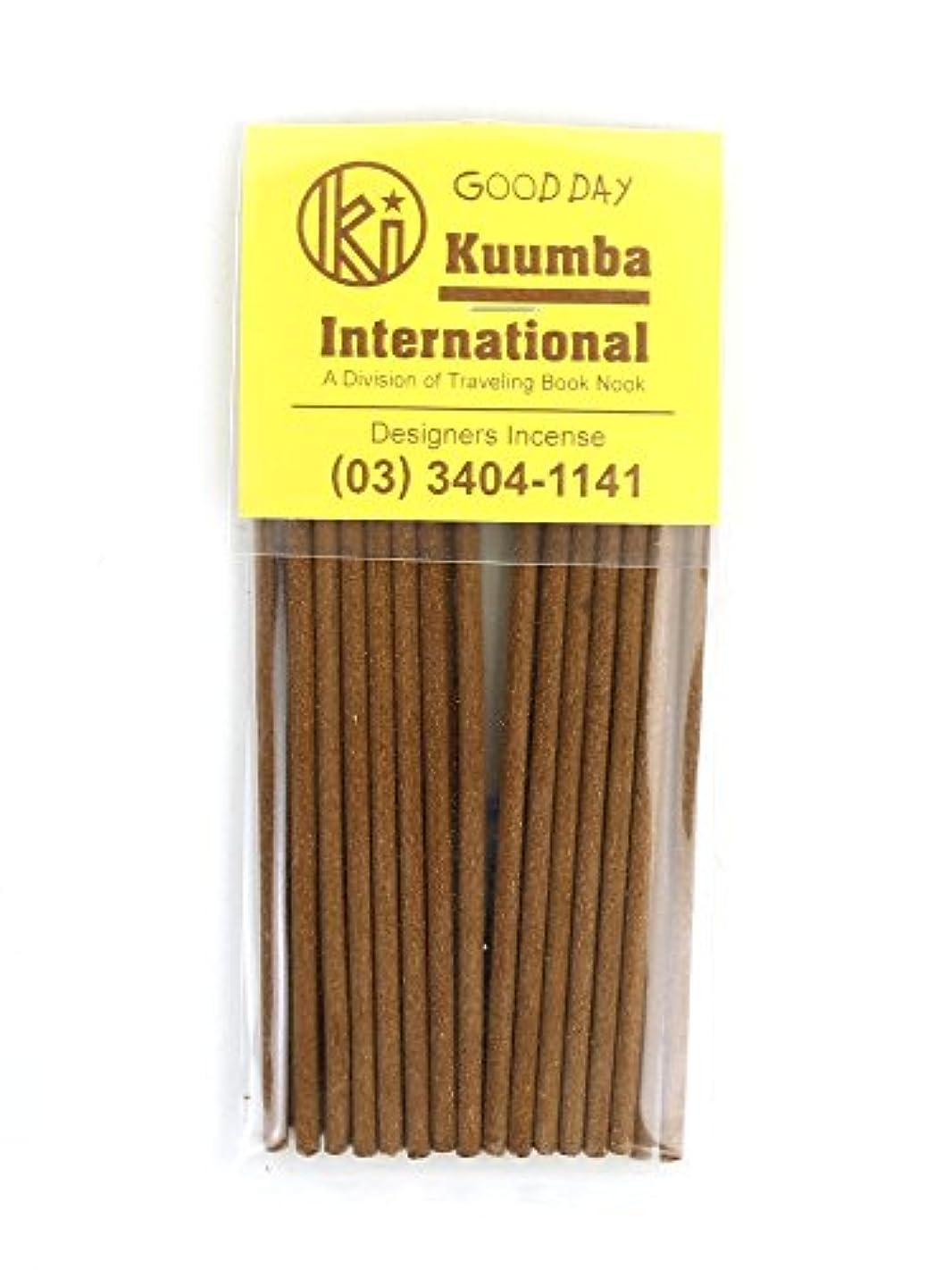 メモパイプ徴収(クンバ) Kuumbaスティックインセンスお香ミニサイズC(28本入り)MINI-INCENSE?358