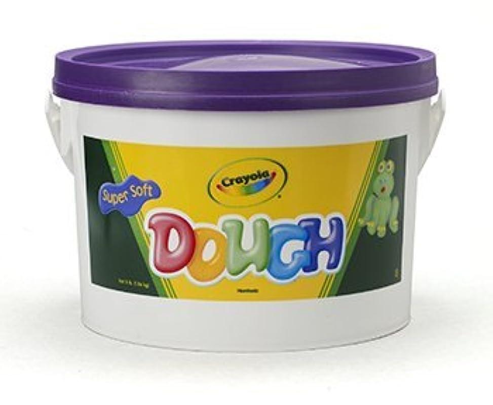 8パックCrayola LLC FORMERLY BINNEY &スミスModeling Dough 3lb Bucketパープル