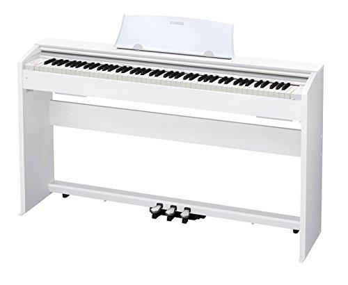 CASIO PX-770-WE ホワイトウッド調  Privia プリヴィア  電子ピアノ 88鍵盤