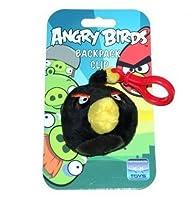 Angry Birds Backpack Clip - Black Bird [並行輸入品]
