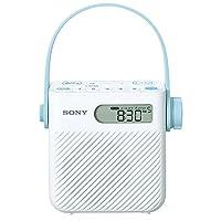 ソニー SONY シャワーラジオ FM/AM/ワイドFM対応 防滴仕様 ICF-S80
