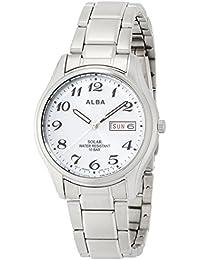 [アルバ]ALBA 腕時計 ソーラー ハードレックス 日常生活用強化防水(10気圧) ペア AEFD539 メンズ