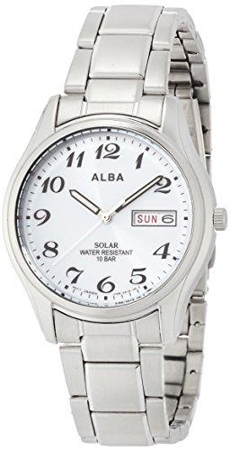セイコー AEFD539 ALBA アルバ  ソーラー メンズ