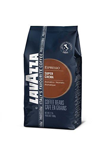 Super Crema Whole Bean Espresso Coffee, 2.2 lb. Bag, Vacuum-Packed (並行輸入品)
