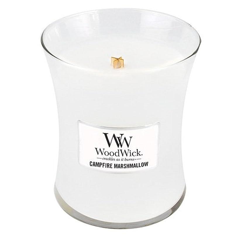 基準なす不振Woodwick 300ml Candle - Campfire Marshmallow