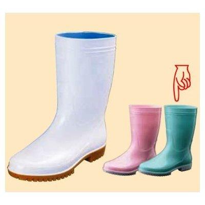 ㊺白だけじゃない!可愛いカラー|ゾナG5耐油長靴