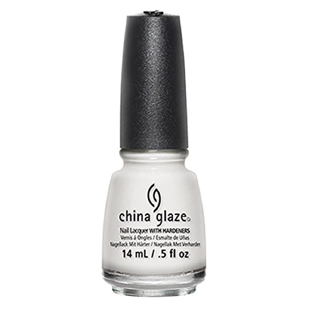代名詞葉ご注意China Glaze White Out Nail Polish 14ml