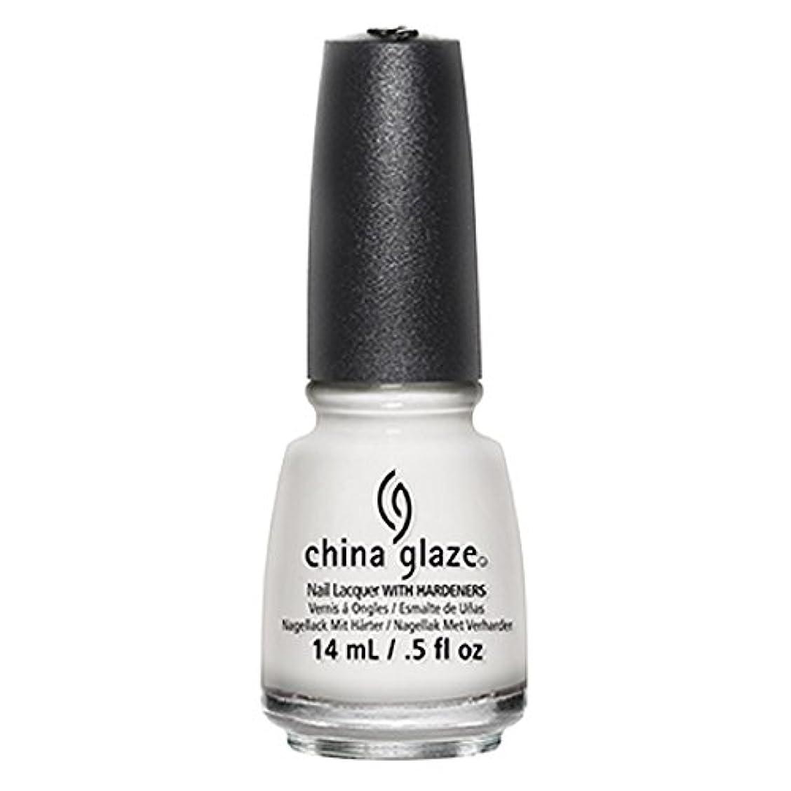 画像二度スピンChina Glaze White Out Nail Polish 14ml
