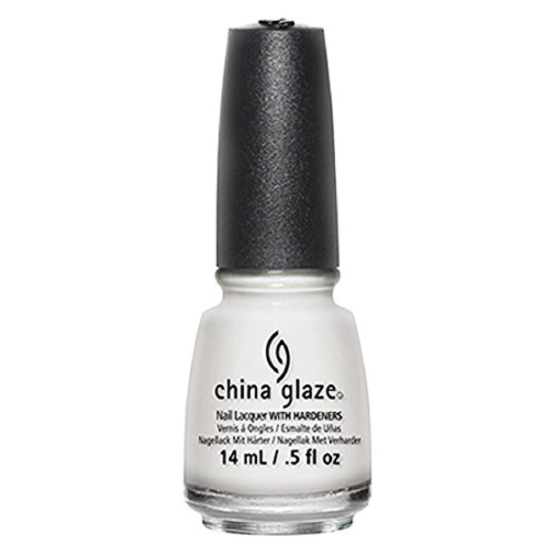 そっと国旗空China Glaze White Out Nail Polish 14ml