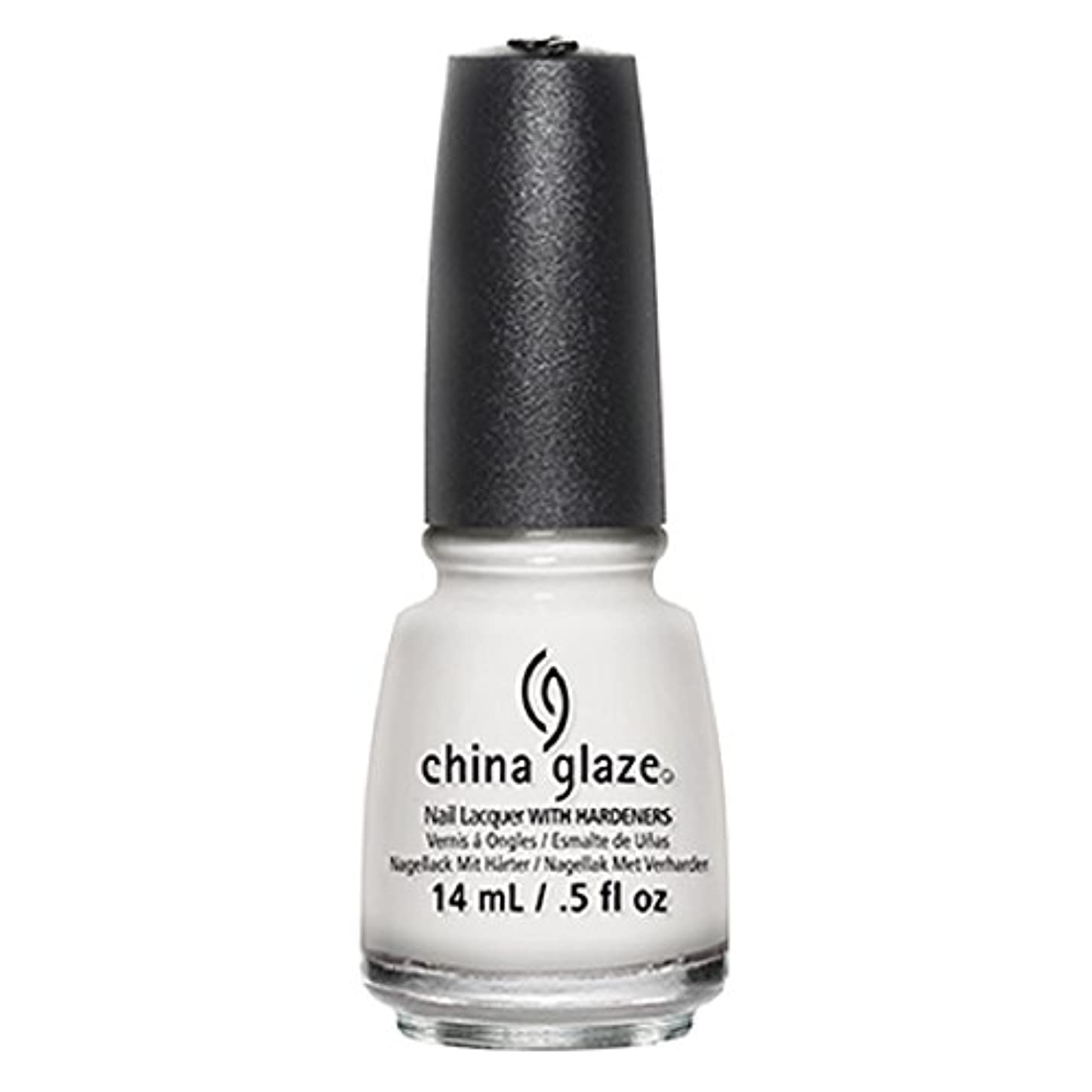 再発する家庭略語China Glaze White Out Nail Polish 14ml