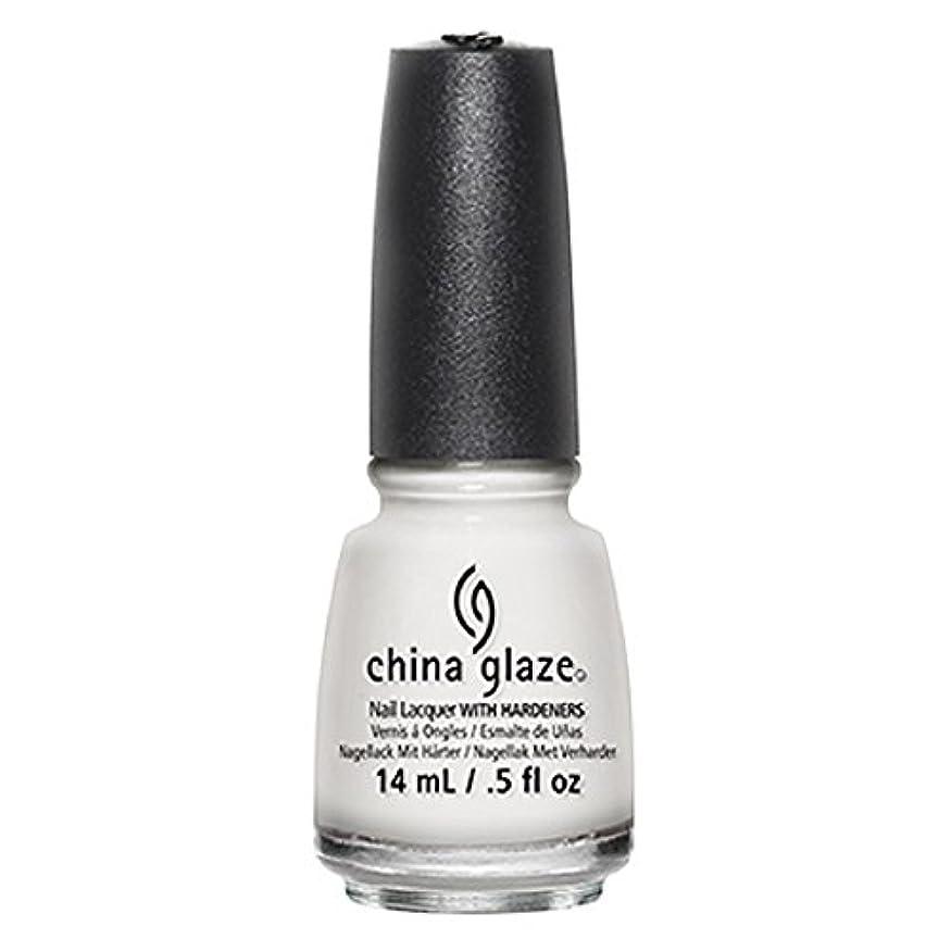 解決する実際の欠伸China Glaze White Out Nail Polish 14ml