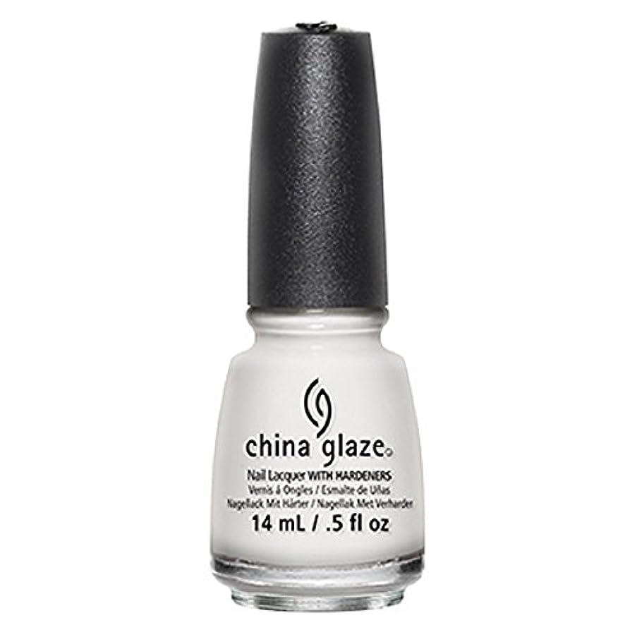 マウスピース拷問受信China Glaze White Out Nail Polish 14ml