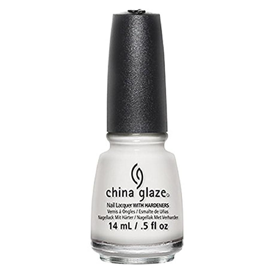 最悪また明日ねディベートChina Glaze White Out Nail Polish 14ml