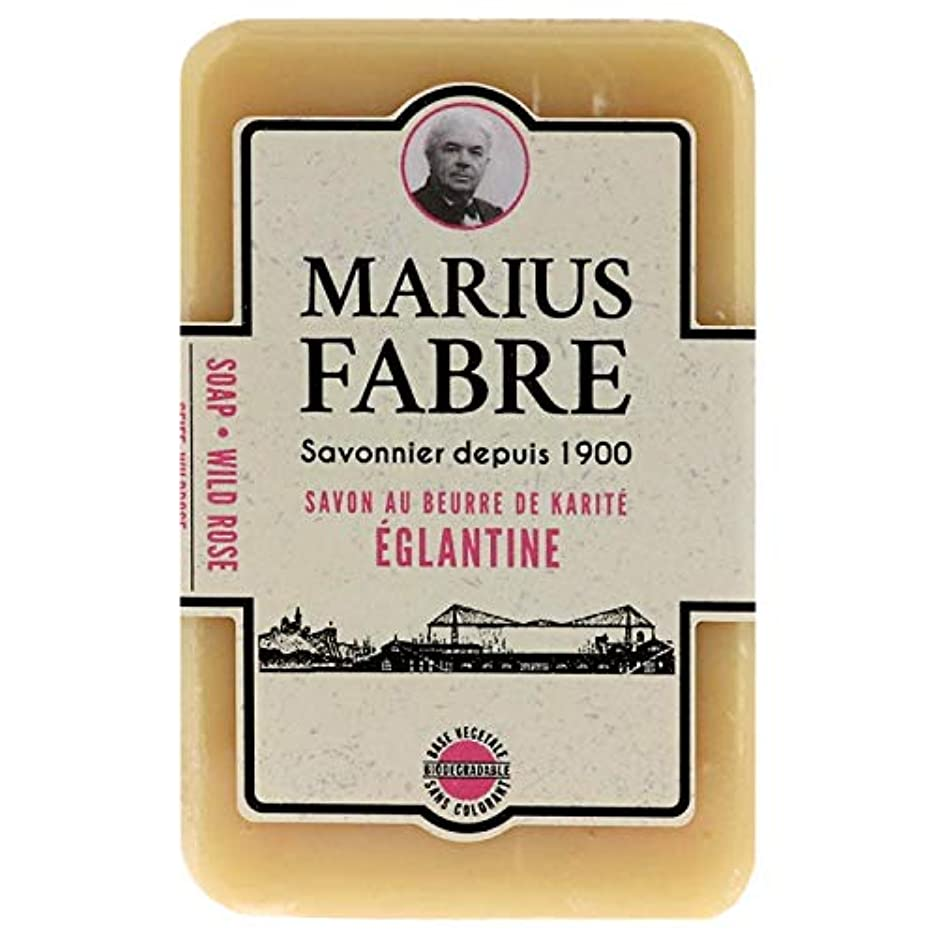 恐れる塩辛いしないサボンドマルセイユ 1900 ワイルドローズ 250g
