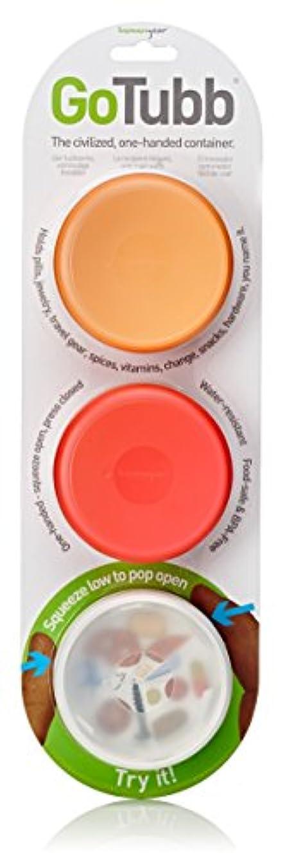 抑止する統計的促すhumangear(ヒューマンギア) ゴータブ M (3pcs) オレンジ/レッド 1899058