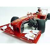 RASTAR◇フェラーリF1(F138)(レーシングカー/フォーミュラカー)RC正規認証車1/12ラジコンカー