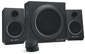 Logitech Z333 80 Watts Multimedia Speakers (980-001203) [並行輸入品]