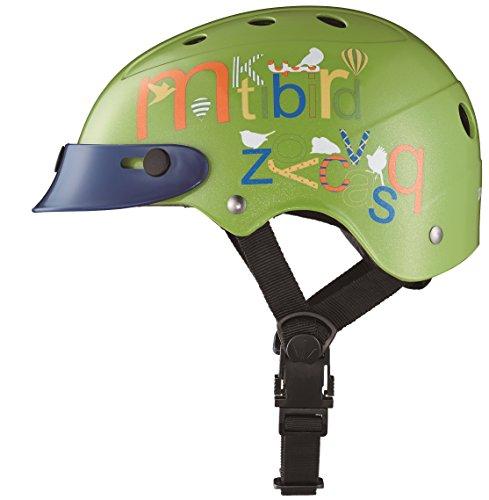 BRIDGESTONE(ブリヂストン) 幼児用ヘルメット colon(コロン) イエローグリーン CHCH4652 B371252YG