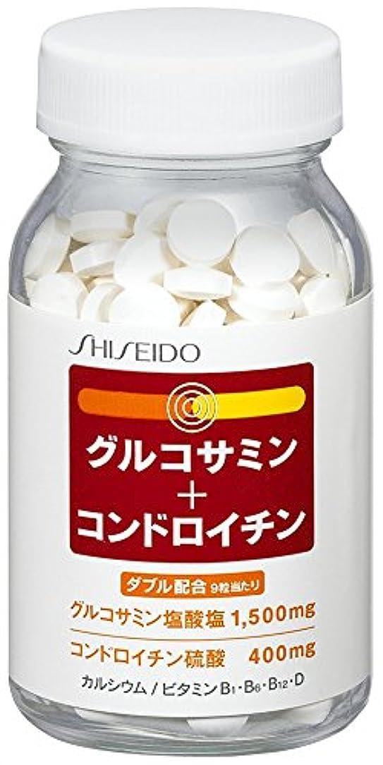 絡まるデモンストレーション抽象資生堂 グルコサミン + コンドロイチン 270粒