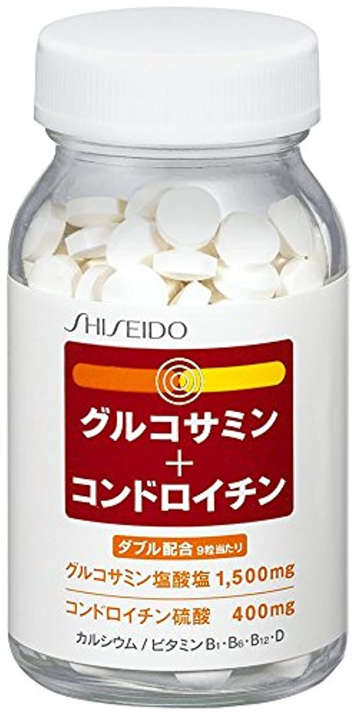 近くエンドテーブル好意資生堂 グルコサミン + コンドロイチン 270粒
