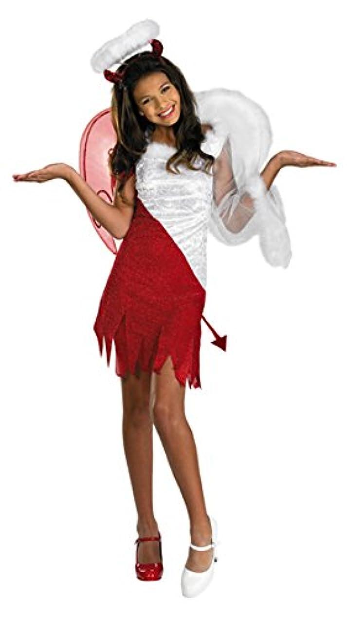 サンダーママ冗長Heavenly Devil Child Costume Heavenly Devil Child Costume 天国の悪魔のチャイルドコスチューム?ハロウィン?サイズ:10/12