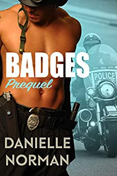 Badges Prequel: Badges (Iron Orchids Book 7) by [Norman, Danielle]