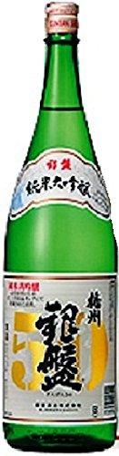 銀盤 純米大吟醸 播州 50 1.8L