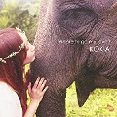 KOKIA「Dance with the wind」のジャケット画像