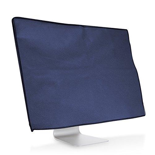 """kwmobile スクリーン 保護カバーApple iMac 21.5""""用 - 防塵 PC モニター カバー 紺色"""