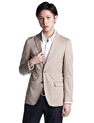Royal Oxford 2-button Jacket 3122-116-0223: Beige