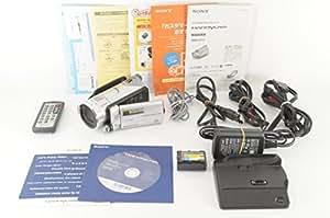 ソニー SONY デジタルハイビジョンビデオカメラレコーダー ハンディカム CX12 HDR-CX12/S