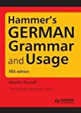 Hammer's German Grammar and Usage (Routledge Reference Grammars)