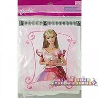 Barbie 'Enchanting' Happy Birthday Banner (1ct)