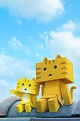 ダンボーが猫になったミニアニメ「にゃんぼー!」DVD全4巻予約開始