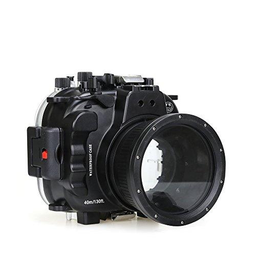 [해외]Sea Frogs 후지 필름 FUJIFILM XT2 용 수중 카메라 케이스 수중 하우징 방수 성능 40m 방수 프로텍터 방수 케이스 방수 하우징 보호 케이스 방수 케이스 수중 촬영용 국제 방수 등급 IPX8/Sea Frogs Fuji Film Underwater Camera Case for FUJIFILM ...