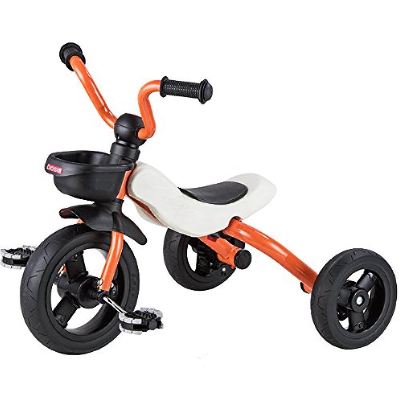 三輪車 折りたたみ 子供用 折りたたみ三輪車 U型ハンドル 組立なし オシャレ