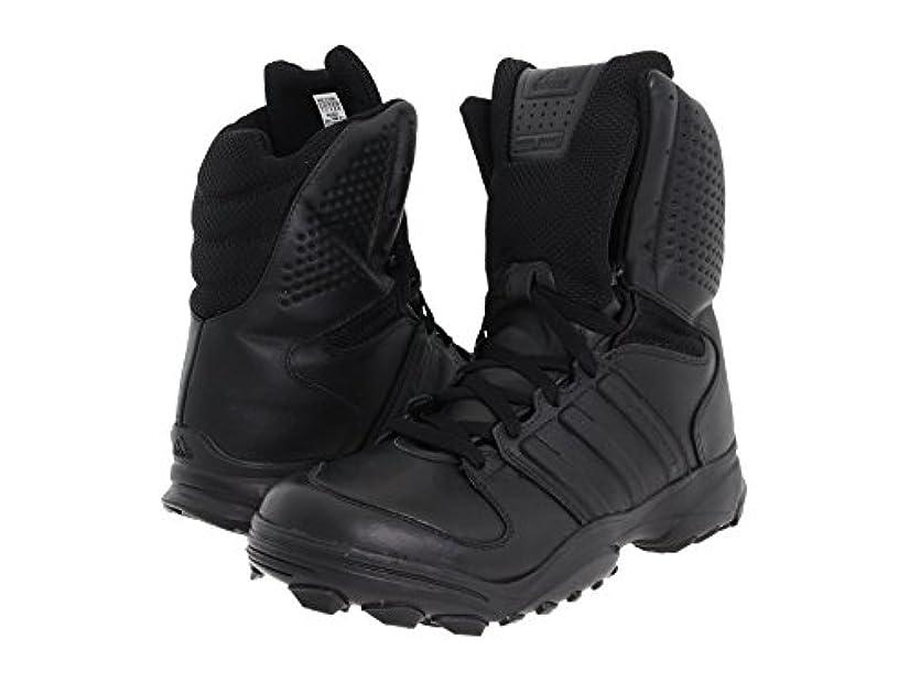 露骨な交じるタオル(アディダス) adidas メンズブーツ?靴 GSG-9.2 Black/Black/Black 13.5 (31.5cm) D - Medium
