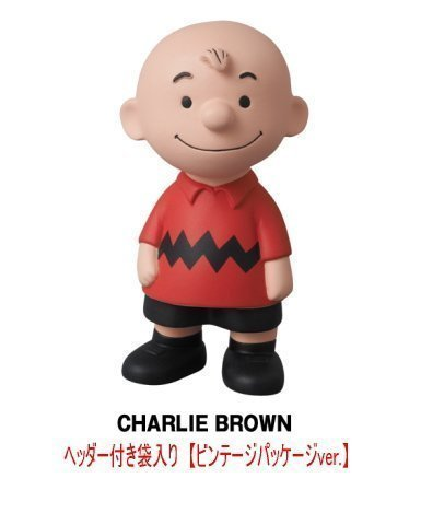 ?[Medicom Toy] UDF Ultra Detail Figure Snoopy / PEANUTS Charlie Brown vintage package Ver. by Medicom Toy [並行輸入品]
