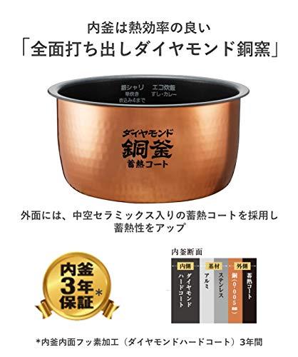 Panasonic(パナソニック)『IHジャー炊飯器(SR-HB109)』