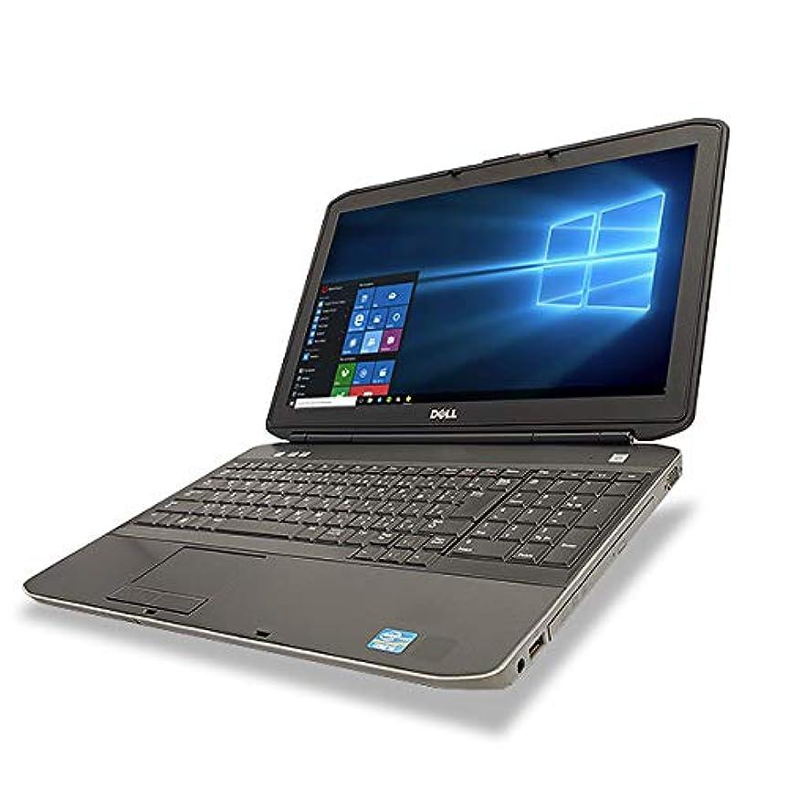 バリア歴史家強盗ノートパソコン 中古 DELL Latitude E5530 Core i5 8GBメモリ 15.6インチ DVDマルチ Windows10 MicrosoftOffice2013