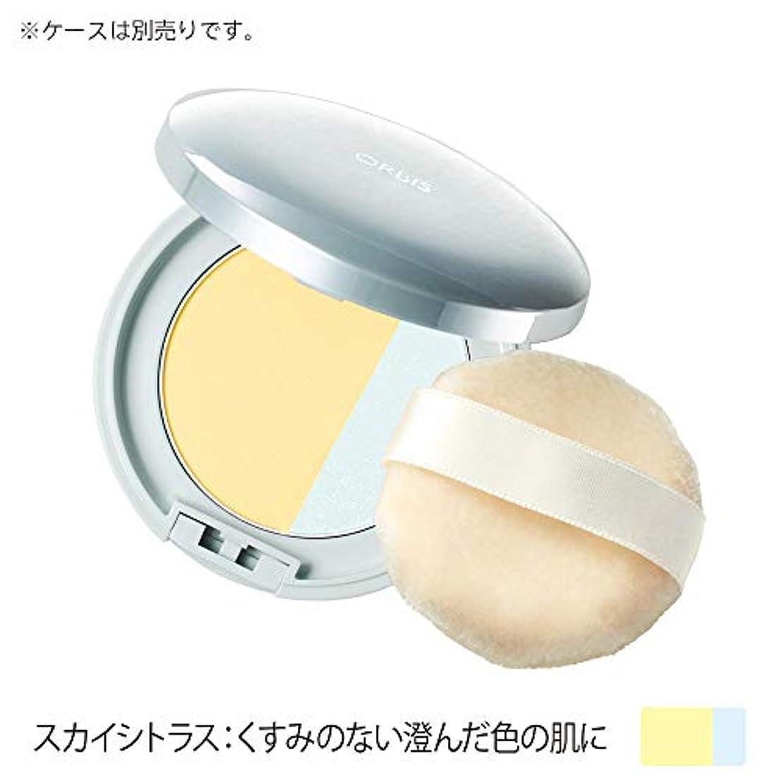 あざ気分が良いそうでなければオルビス(ORBIS) サンスクリーン(R)パウダー リフィル(パフ付)スカイシトラス SPF50+?PA++++ ◎顔用日焼け止めパウダー◎
