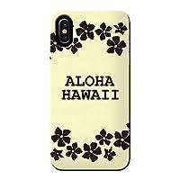 (ティアラ) Tiara Galaxy S6 edge SC-04G ケース HAWAII 旅行 海 ハイビスカス 薄型 スマホ ハードケース ハワイ A ギャラクシー C010603_01